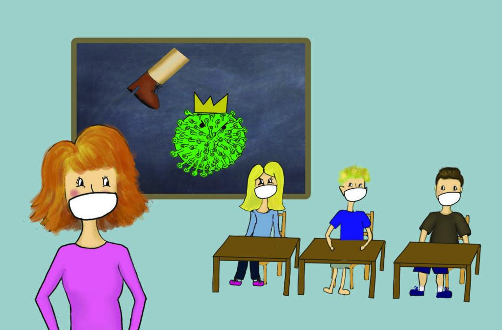 COVID-19: ¿tengo la obligación de llevar a un hijo a clase? Derecho a la educación VS derecho a la salud